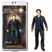 FIGURA Action EDWARD CULLEN 18cm ROBERT PATTINSON da TWILIGHT NEW MOON Neca SERIE 1