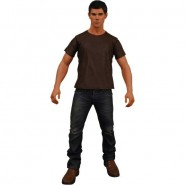FIGURA Action JACOB 18cm TAYLOR LAUTNER da TWILIGHT NEW MOON Neca SERIE 1