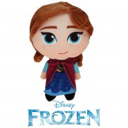 Plush Soft Toy ANNA Stylized BIG 55cm FROZEN Official Disney