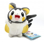 Pokemon RARO Peluche 11cm EMOLGA Pokedex 597 Originale BANPRESTO JAPAN Best Wishes
