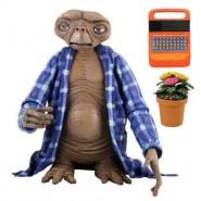 Figura Collezione E.T. Extra-Terrestre 12cm TELEPHATIC Action NECA USA Serie 2