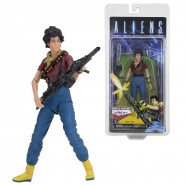 Action Figure 17cm Space Marine LT RIPLEY ALIENS Dark Horse Kenner Day Alien Neca