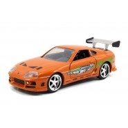 FAST and FURIOUS Model Brian's TOYOTA SUPRA MK.IV ORANGE 1:32 Original JADA Toys