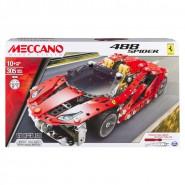 MECCANO Kit Set FERRARI 488 SPIDER GT Construction ORIGINAL Spin Master 6028974