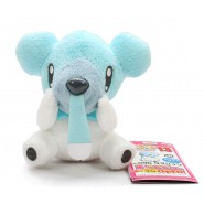 Pokemon RARO Peluche CUBCHOO Pokedex 613 Originale BANPRESTO JAPAN Best Wishes