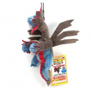 Pokemon RARE Plush HYDREIGON 17cm Pokedex 635 Original BANPRESTO JAPAN Best Wishes