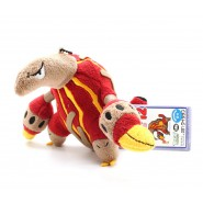 Pokemon RARO Peluche 10cm HEATMOR Pokedex 631 Originale BANPRESTO JAPAN Best Wishes
