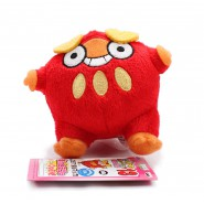 Pokemon RARO Peluche 8cm DARUMAKA Pokedex 554 Originale BANPRESTO JAPAN Best Wishes