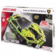 MECCANO Kit Set LAMBORGHINI HURACAN R/C Radiocomandata Costruzioni ORIGINALE Spin Master 6028405