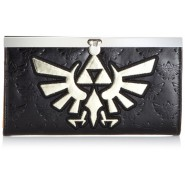 WALLET from The LEGEND OF ZELDA Golden Logo Girls NINTENDO