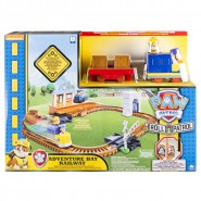 PAW PATROL Playset TRAIN Track ADVENTURE BAY RAILWAY Spin Master 6028630