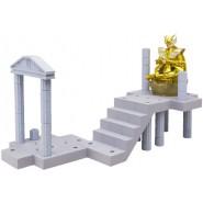 Figura Diorama VIRGO Vergine Shaka ORO GOLD Serie PANORAMATION Bandai Saint Seiya