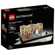 BUCKINGHAM PALACE Paesaggio Diorama LEGO ARCHITECTURE 21029 Architettura