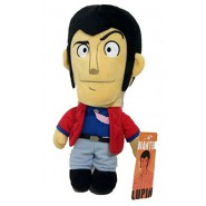 Plush 18cm LUPIN The THIRD III 3rd ORIGINAL Belf