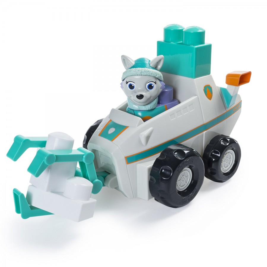 paw patrol everest vehicle the image kid has it. Black Bedroom Furniture Sets. Home Design Ideas