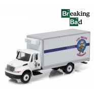 BREAKING BAD Modellino Camion LOS POLLOS HERMANOS Durastar 2013 Scala 1:64 GREENLIGHT Collectibles