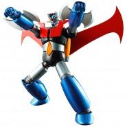 MODELLO Figura MAZINGA Z IRON CUTTER Mazinger BANDAI Super Robot Chogokin SRC