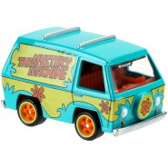 Modellino MISTERY MACHINE Furgone SCOOBY DOO Scala 1/64 Metallo HOT WHEELS