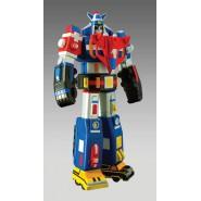 VOLTRON Robot Figura 20cm VEHICLE EDITION Vinile TOYNAMI Modellino