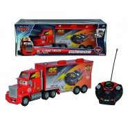 CARS Modellino Camion MACK Carbon R/C Radiocomandato Turbo 1/24 Majorette