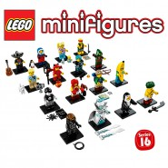MINI LEGO Figures SERIES 16 Figure YOU CHOOSE New ORIGINAL New