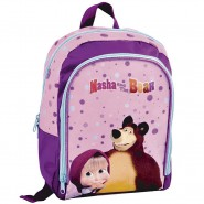 MASH AND THE BEAR School Mini BACKPACK 32x25cm Original