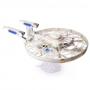 Star Trek ENTERPRISE NCC-1701 Drone Modello RADIOCOMANDATO R/C Air Hogs 6027406 Spin Master