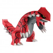 POKEMON Big Figure GROUDON 22cm Titan Serie MEGA Figures Original TOMY