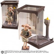 HARRY POTTER Figura Statua DOBBY Elfo Domestico MAGICAL CREATURES Ufficiale NOBLE COLLECTION