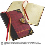 HARRY POTTER Diario Segreto CASA DI GRIFONDORO Ufficiale NOBLE COLLECTION NN7337