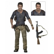 UNCHARTED 4 Figura Action 18cm NATHAN DRAKE Ultimate NECA