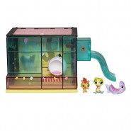 LITTLEST PET SHOP Playset PET DAY CAMP da Decorare Originale HASBRO