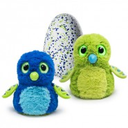 HATCHIMALS Uovo Interattivo DRAGGLES Nascita Animale Magico ORIGINALE Spin Master HATCHIMAL 6028874