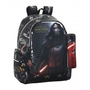 STAR WARS Kylo Ren BACKPACK School 42x32cm Original OFFICIAL