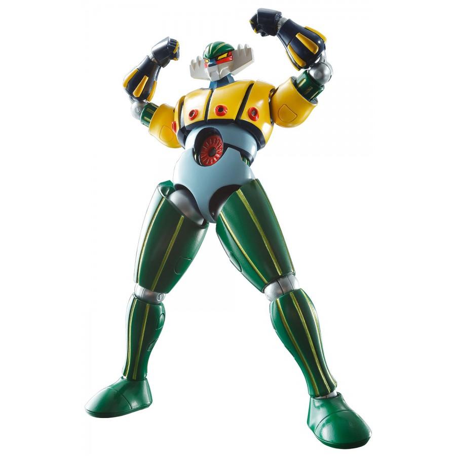Modello Figura Jeeg Robot D Acciaio Kotetsu Bandai Diecast