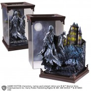 HARRY POTTER Figura Statua DISSENNATORE Dementor MAGICAL CREATURES Ufficiale NOBLE COLLECTION