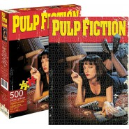 PUZZLE 500 Piece PULP FICTION Jigsaw 35X48cm TARANTINO AQUARIUS