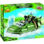Playset HOVERCRAFT Small Army Esercito COBI 2316 Mattoncini 150 pezzi