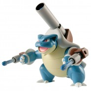 POKEMON Big Action Figure MEGA BLASTOISE 18cm Supreme Serie Figures Original TOMY