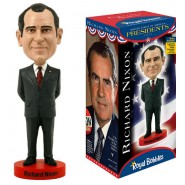ROYAL BOBBLES Figura Statuetta RICHARD NIXON Presidente USA 20cm BOBBLE HEAD Originale