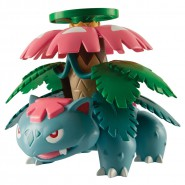 POKEMON Big Action Figure MEGA VENUSAUR 18cm Supreme Serie Figures Original TOMY