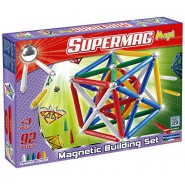 SUPERMAG Maxi CLASSIC Special Pack 92 PIECES Magnetic Building