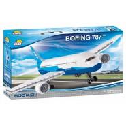 Playset AEREOPLANO Aereo Airplane BOEING 777 Costruzioni COBI 26261 Mattoncini 260 pezzi