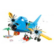 Playset AEREOPLANO Aereo Airplane BOEING 767 Costruzioni COBI 26205 Mattoncini 200 pezzi