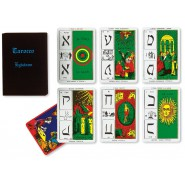 Deck Cards EGYPTIAN TAROT Tarots Egypt DEL NEGRO 40010