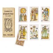 Mazzo Carte TAROCCHI EGIZIANI Tarocco Egiziano DEL NEGRO 40010