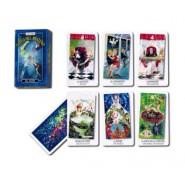 Deck Cards TUFFO NEL MISTERO L. Scapini TAROT Tarots DAL NEGRO 40015