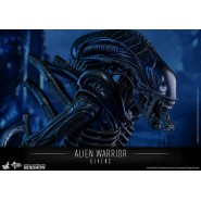 Figura Action ALIEN WARRIOR 2.0 da ALIENS 35cm Scala 1/6 MMS354 Hot Toys Movie Masterpiece