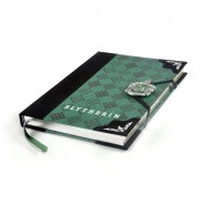 HARRY POTTER Official Journal Diary SLYTHERIN HOUSE Original NOBLE COLLECTION