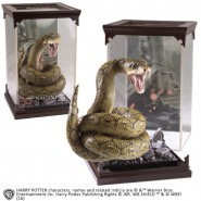 HARRY POTTER Figura Statua NAGINI Serpente Voldemort MAGICAL CREATURES Ufficiale NOBLE COLLECTION